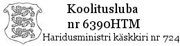 OÜ Collectiv koolitusluba