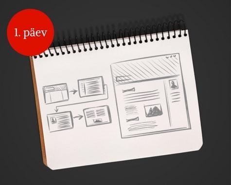 Internetiturunduse strateegia ja veebilehe planeerimine
