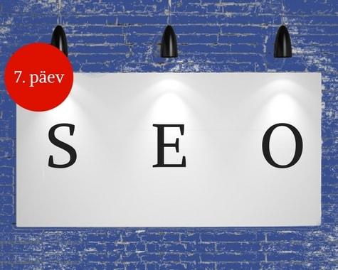 SEO koolitus: Kodulehe optimeerimine ehk kuidas saada Google esilehele